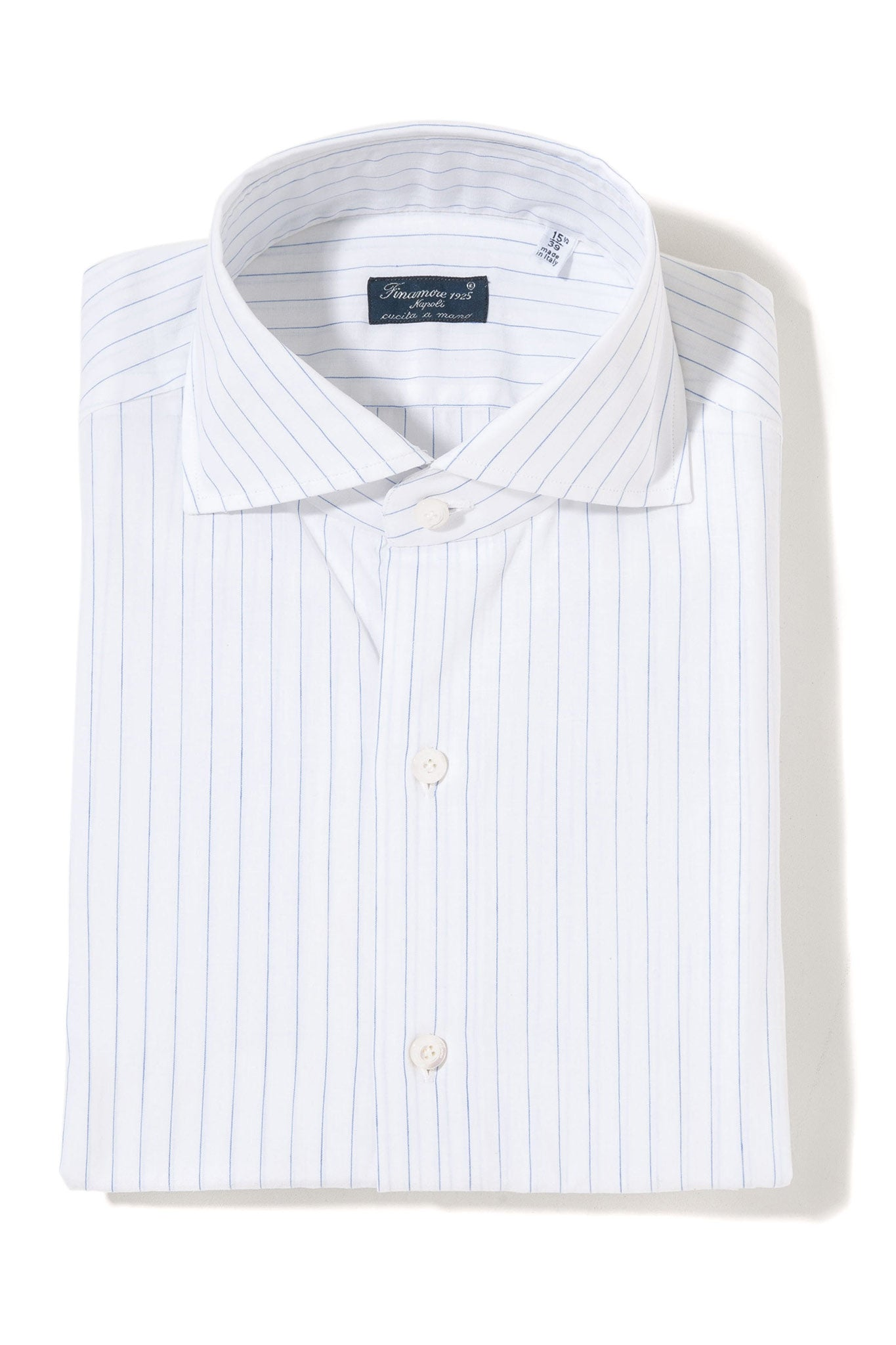 Finamore Brogan Dress Shirt (3827078594653)