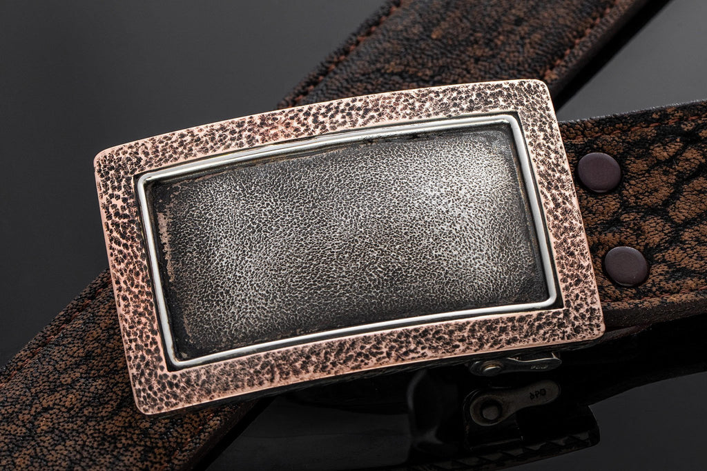 Comstock Heritage AO Mason Miller Belts And Buckles - Trophy