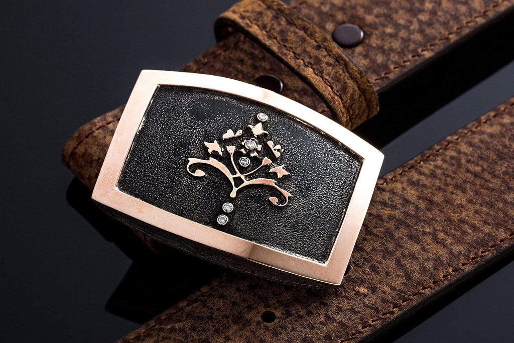 Comstock Heritage Preston Axel's Trophy Buckle Belts And Buckles - Trophy