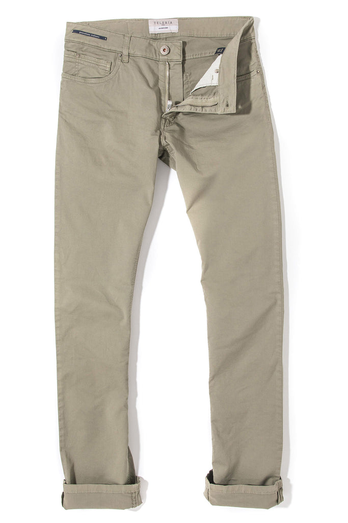 Fowler Ultralight Performance Pant In Te Verde (4695038853213)