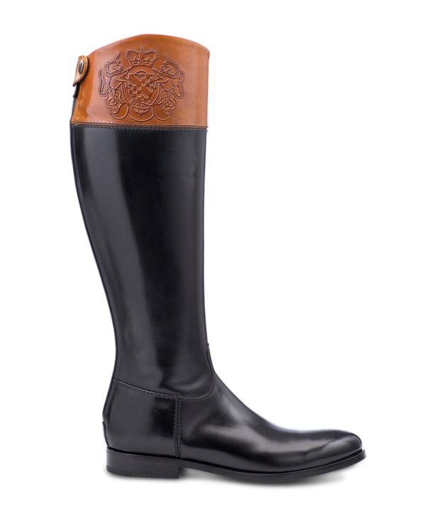 Alberto Fasciani Fernanda Riding Boot
