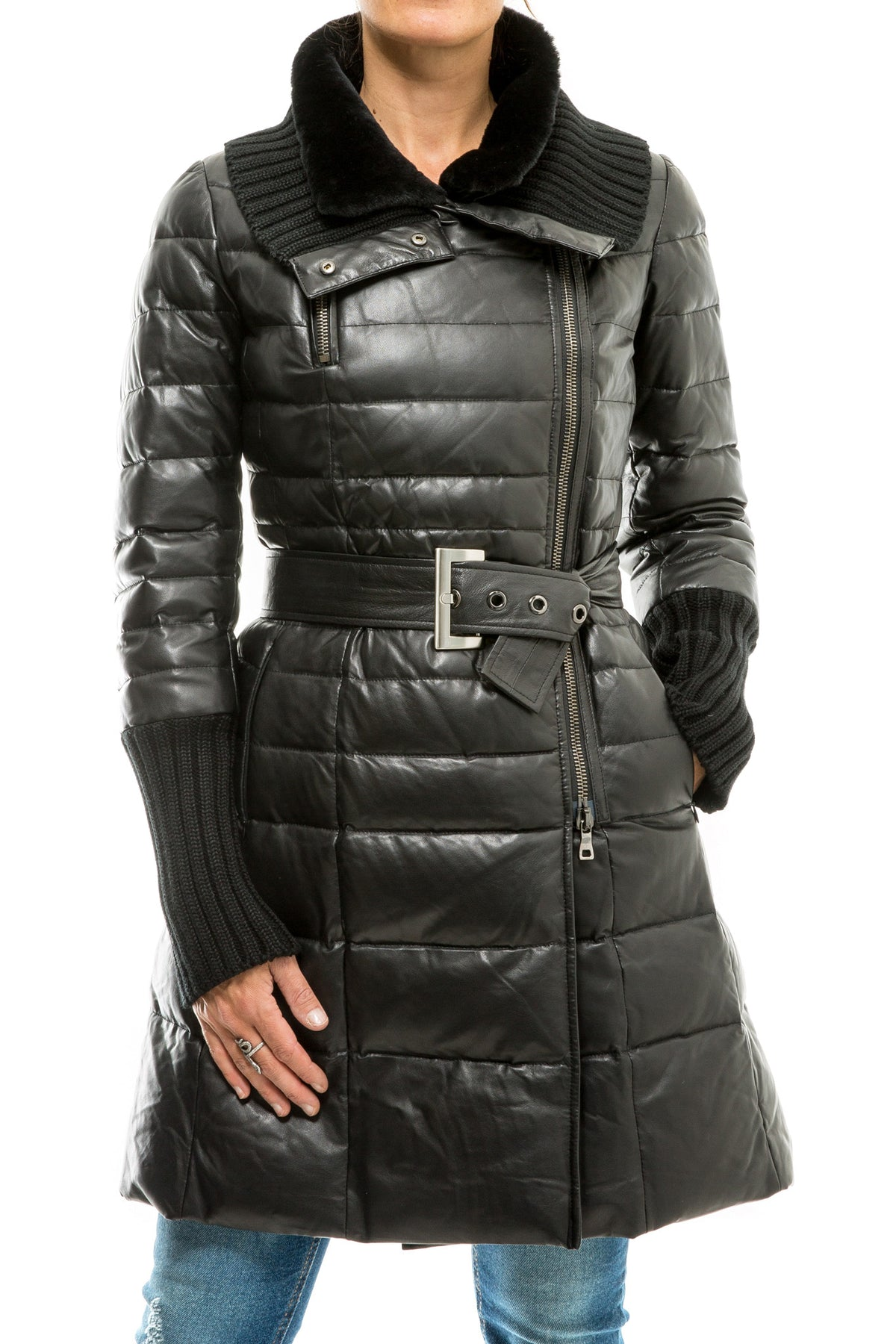 Artico Aisha Down Coat (3539216433245)