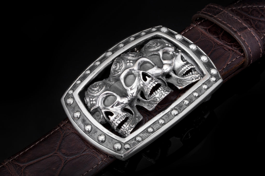 Jeff Deegan Triple Sugar Skull (1935684698205)
