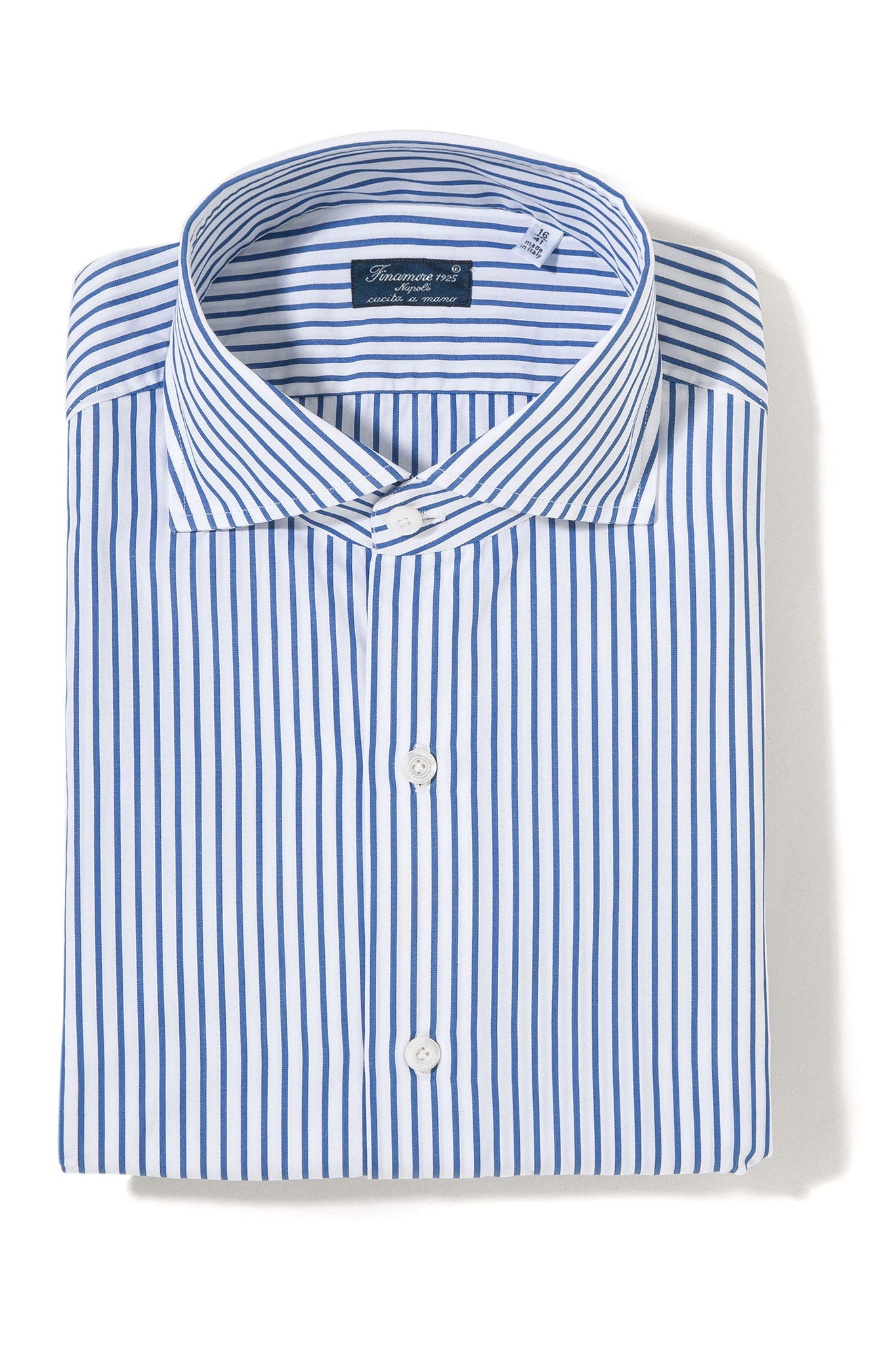Finamore Newport Dress Shirt (4103412940893)