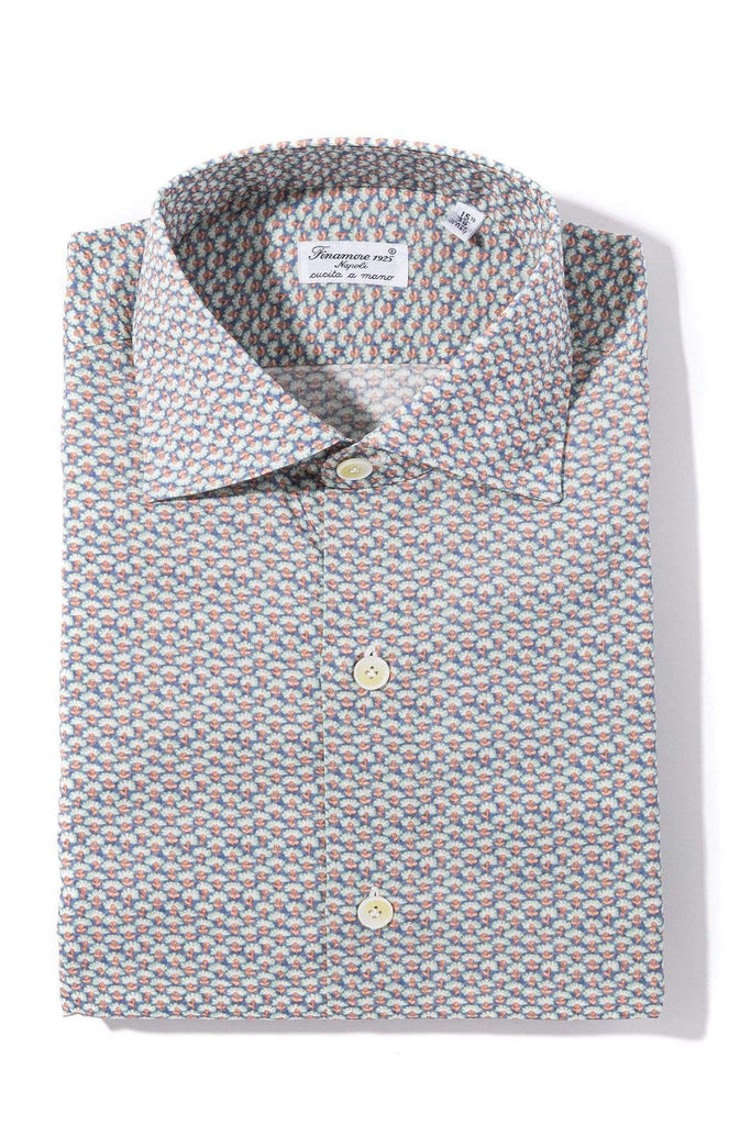 Finamore Napoli Cayson Dress Shirt Mens - Shirts - Outpost