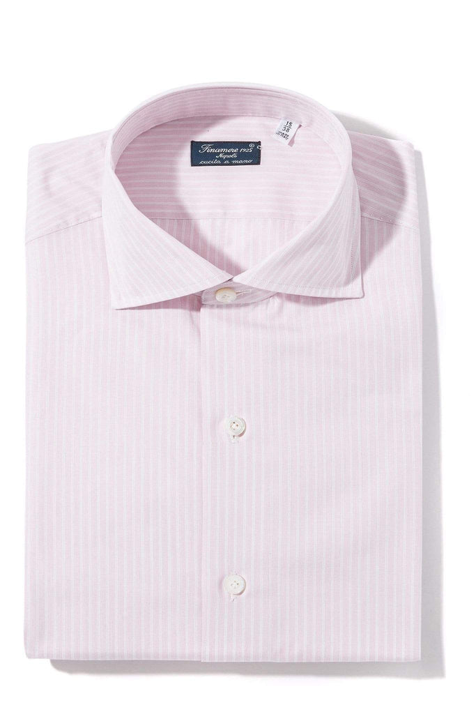 Finamore Napoli Gregory Dress Shirt Mens - Shirts - Outpost