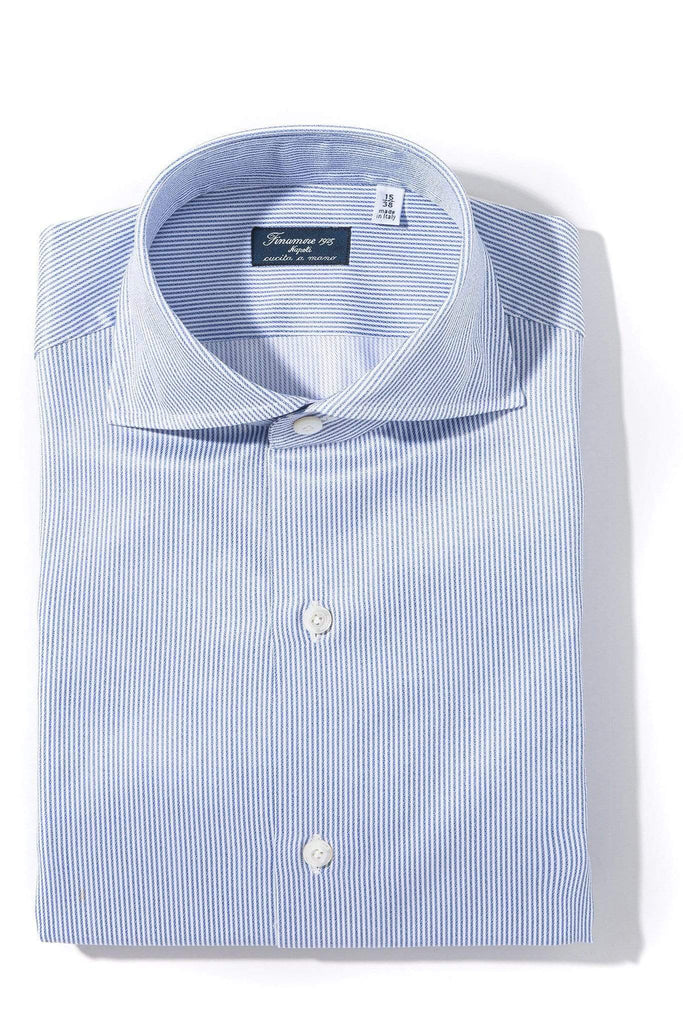 Finamore Napoli Hayden Dress Shirt Mens - Shirts - Outpost