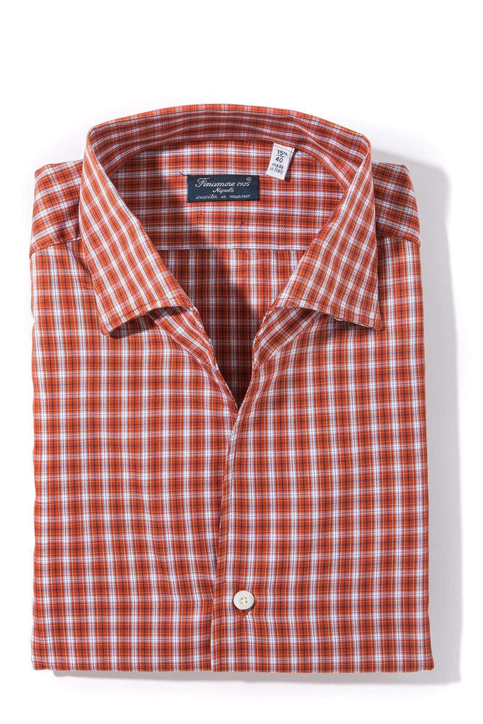 Finamore Napoli Ryder Dress Shirt Mens - Shirts - Outpost