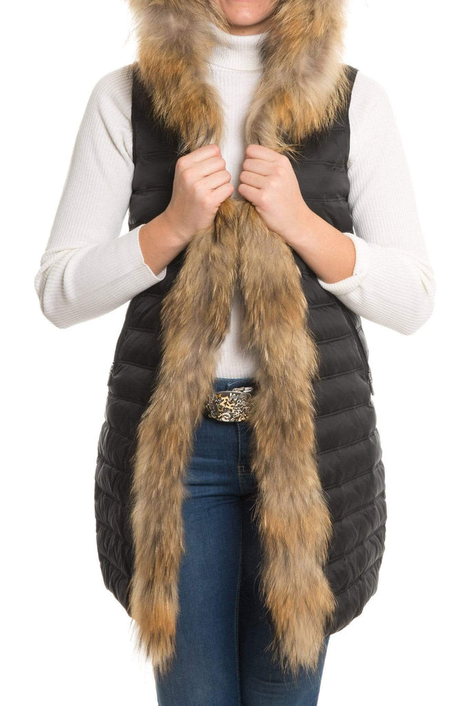 Gimo's Solcita Down Tunic Vest Ladies - Outerwear - Cloth
