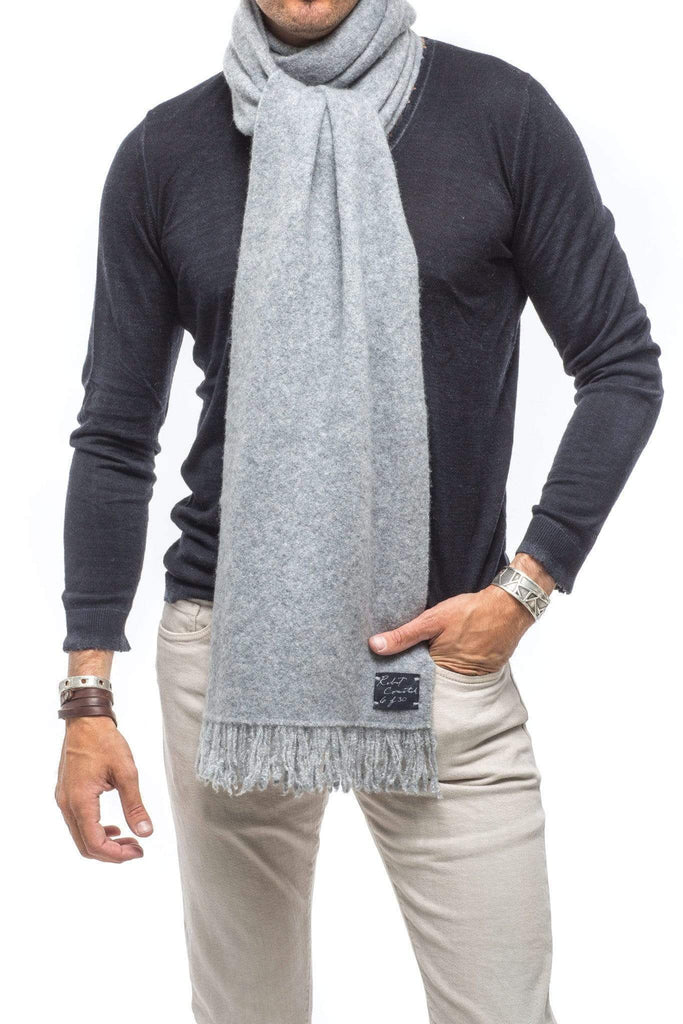 Robert Comstock Hicks Cashmere Scarf Mens - Accessories - Various