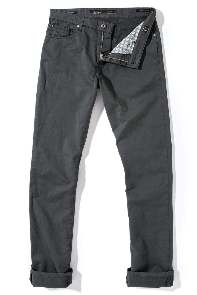 Teleria Zed Fowler Ultralight Performance Pant In Antracite Mens - Pants - 5 Pocket