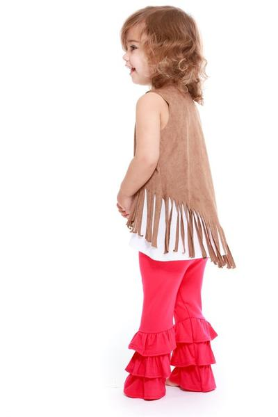 Faith Fringe Vest