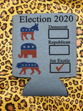 Election 2020 koozie