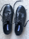 Black Detailed Sneakers