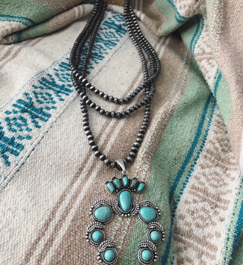 Mica Layered Necklace