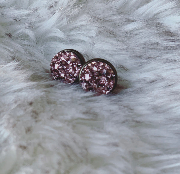 Cherokee Druzy Earrings