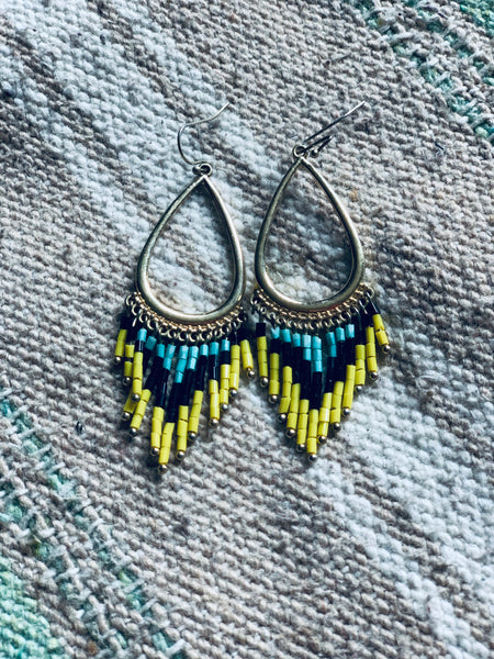 Kat Bead Earrings