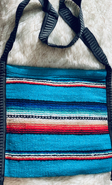 Savanna Sunset Crossbody