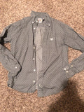 Cinch Button Up Boys Top