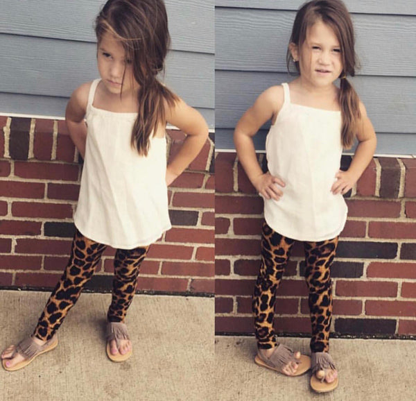 Isabelle Animal Print Leggings