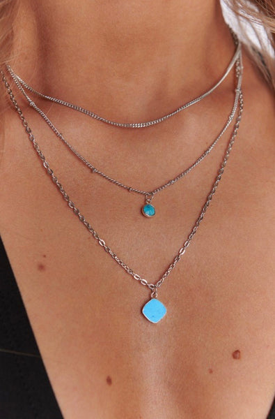 Taylor Layered Necklace