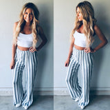 Payton Striped High Waist Pants