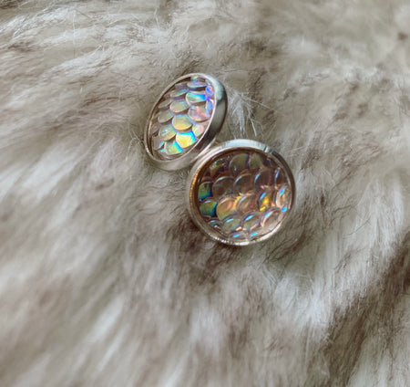 Crow Creek Druzy Earrings