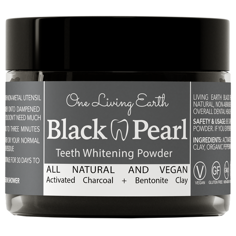 Black Pearl Teeth Whitening