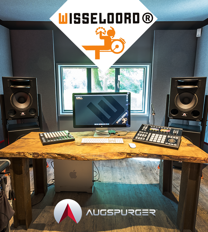 More Than Sound: Amsterdam's famous Wisseloord studio chooses Augspurger