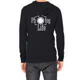 """Photog Life"" Sueded Full Zip Up *Unisex"