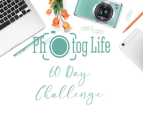 "Photog Life ""60 Day Challenge"" Online Course"