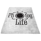 Photog Life Fleece Blanket