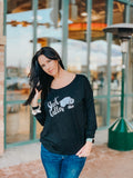 "Photog Life ""Shot Caller"" Ladies' Long Sleeve Tee"