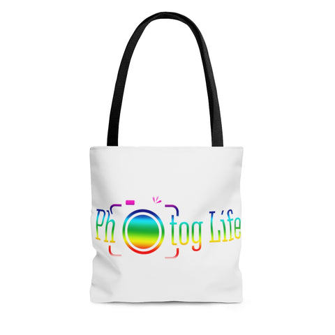 Photog Life Pride AOP Tote Bag