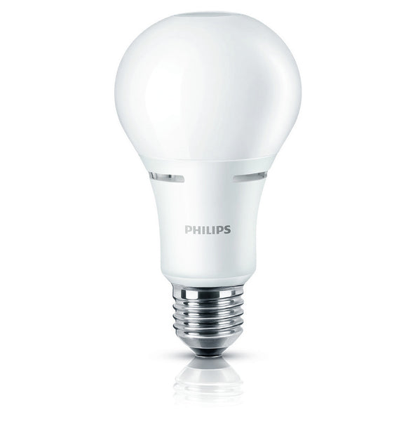 Philips 18 watt three way LED front view