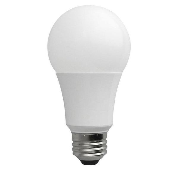 TCP 10w A Lamp LED is equivalent to an 60 watt incandescent bulb