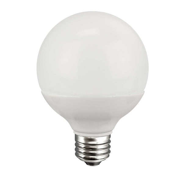 TCP 5w G25 Frosted Globe LED (6 Pack)