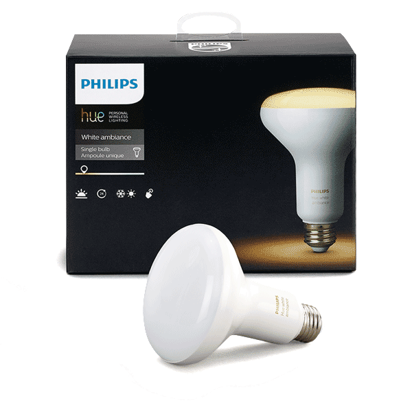 BR30 Philips Hue 8W Dimmable White Ambiance Indoor (Single) image 24080856449
