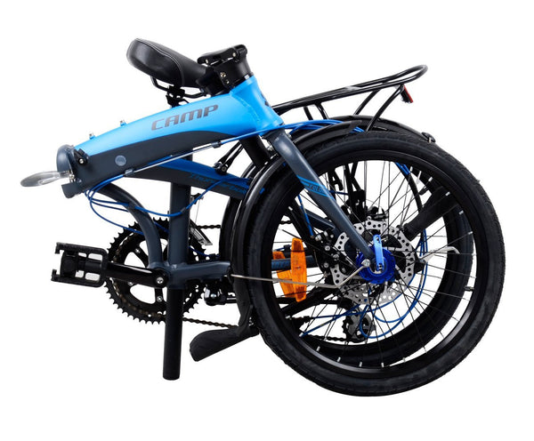 Camp Thunderbolt 20 Inch Folding Bikes Top 10 Folding