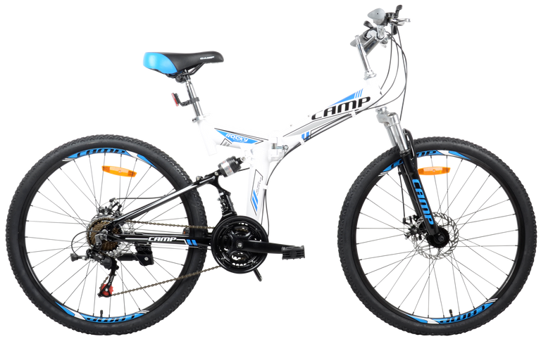 Best Folding Mountain Bike Rocky- 26\