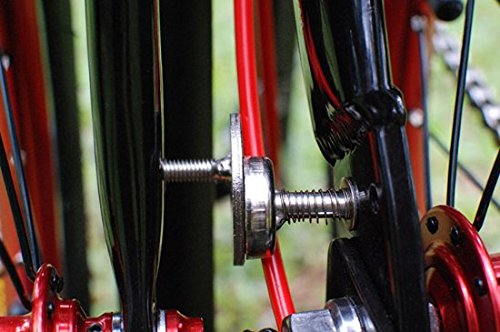 Camp Folding Bike Magnet