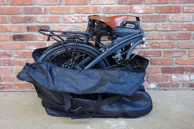 Copy of CAMP Folding Bike Carry Bag/storage Bag
