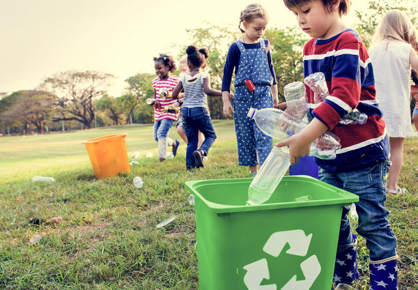 How to Explain Recycling to Children