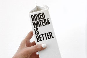 Sustainable Brand Spotlight: Boxed Water