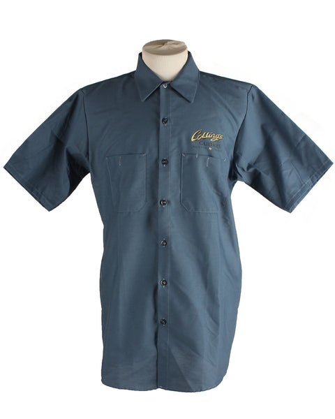 Collings Work Shirt Navy