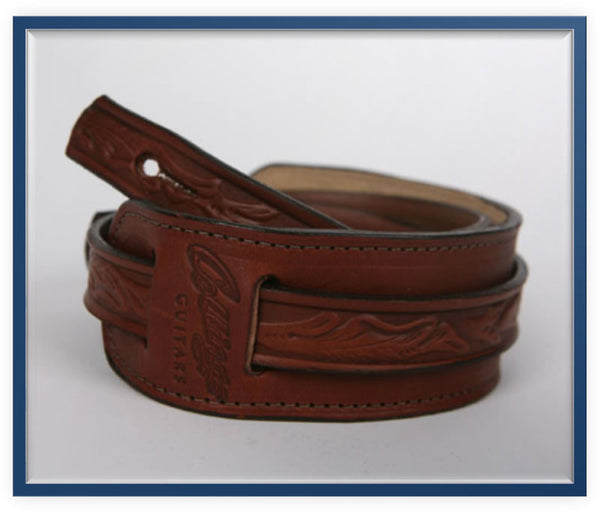 Collings Traditional Strap w/ Adjustable Shoulder Strap