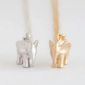 Compassion Elephant Necklace