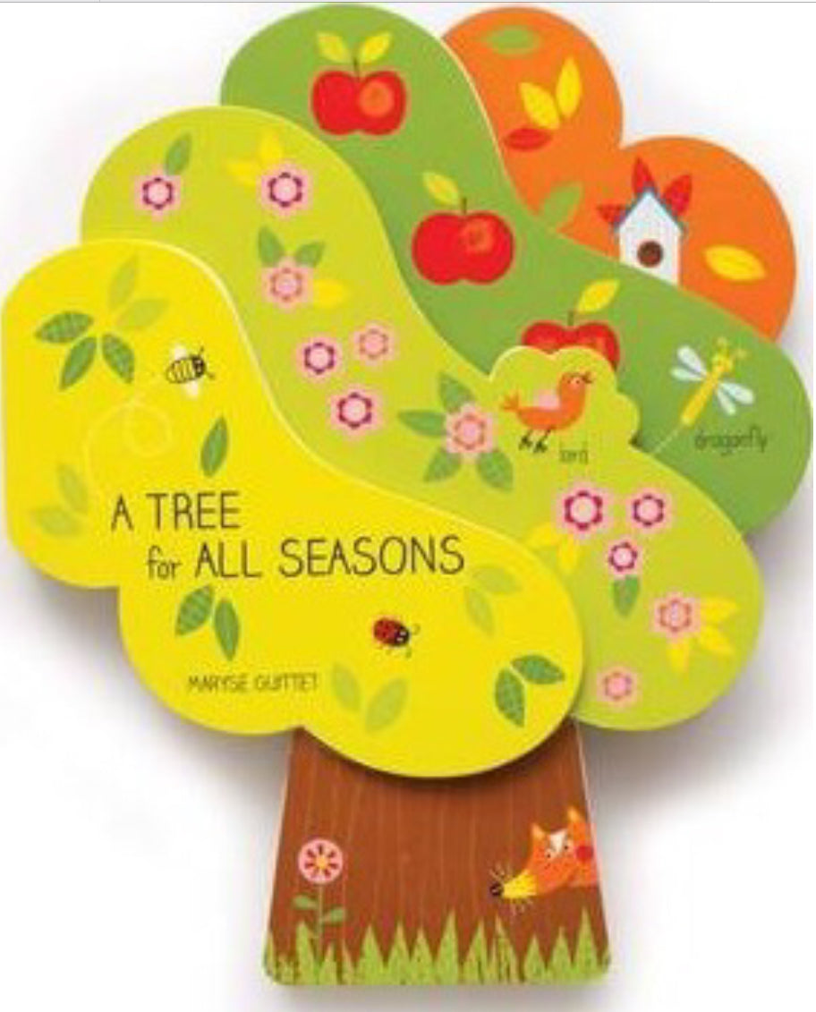 A Tree For All Seeasons by Maryse Guittet