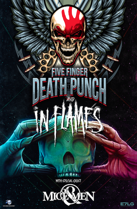 Home Page 8 Five Finger Death Punch