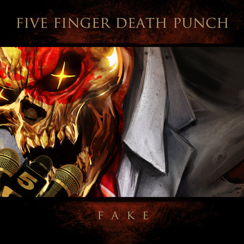 Today Friday April 6 The Multi Platinum Hard Rock Band Five Finger Punchs Long Awaited Seventh Studio Aland Justice For None Is Available For